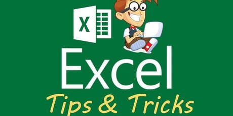 Excel Tips & Tricks tickets