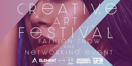 Creative Art Festival/ Fashion Show tickets
