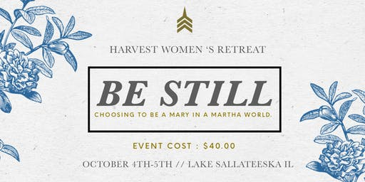 Fall Ladies Retreat