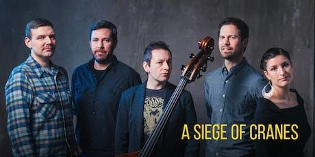 A Siege of Cranes: Blue Cranes x Portland Jazz Composers Ensemble tickets