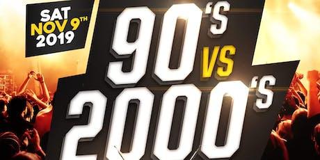 90's VS. 2000's w/DJ Jay R One tickets