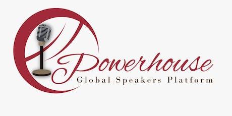 Powerhouse Global Speakers  Summit tickets