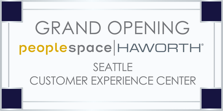 Seattle Customer Experience Center Grand Opening tickets