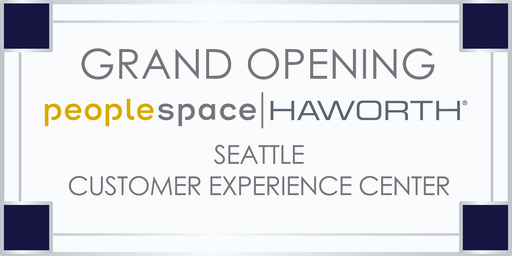 Seattle Customer Experience Center Grand Opening