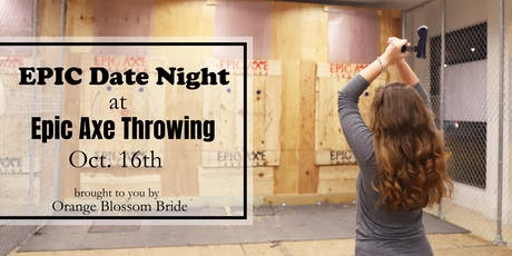 Epic Date Night at Epic Axe Throwing tickets