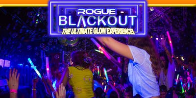 Rogue Blackout Greensboro 9/28 Ultimate Glow Experience!