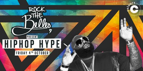 Rock The Belles x HipHop Hype  tickets