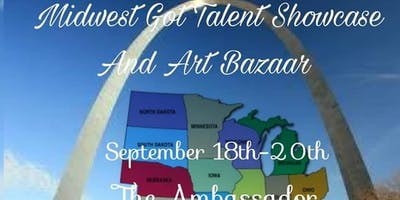 The Twisted Poet's Midwest Talent Showcases