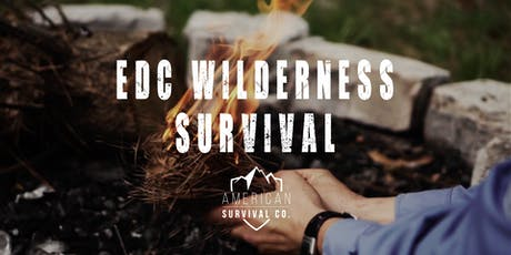 EDC Wilderness Survival - KY tickets