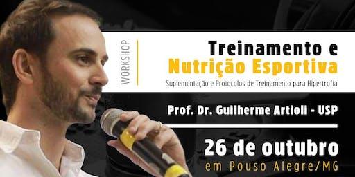 WORKSHOP: TREINAMENTO E NUTRIÇÃO ESPORTIVA - POUSO ALEGRE