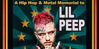 The Peep Show - A Hip Hop & Metal Memorial to Lil' Peep
