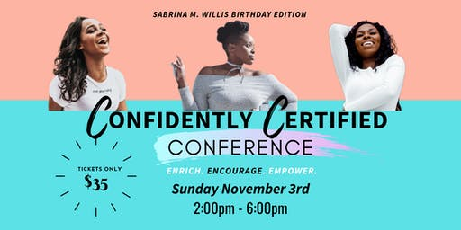 Confidently Certified Conference