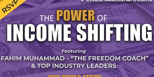The POWER of Income Shifting
