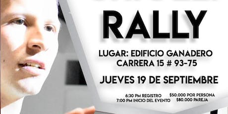 CRIOLLI RALLY tickets