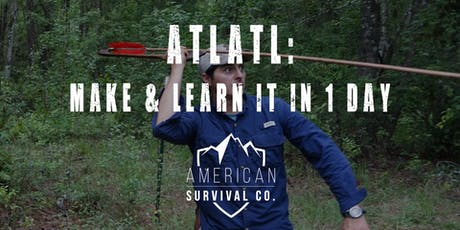 Atlatl: Make & Learn to Throw in 1 Day tickets