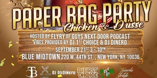Paper Bag Party • Chicken & Dússe