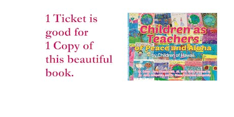 Children as Teachers of Peace and Aloha tickets
