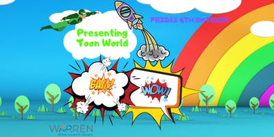 Toon World! Cartooning