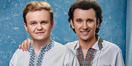 "Nazar & Dmytro Yaremchuk   ""My Ukraine is a big family"" tickets"