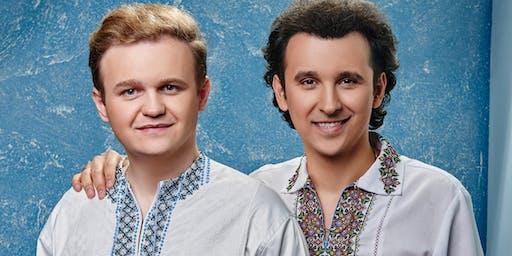 "Nazar & Dmytro Yaremchuk   ""My Ukraine is a big family"""