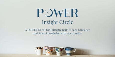 POWER - Insight Circle October tickets
