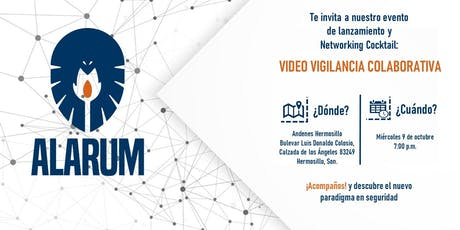 Lanzamiento y Cocktail: Video Vigilancia Colaborativa Sonora tickets