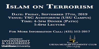 Islam on Terrorism Dinner & Lecture
