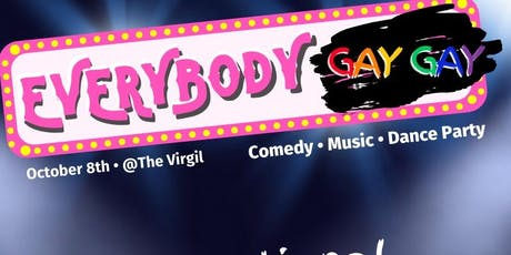 Everybody GoGo goes GayGay tickets