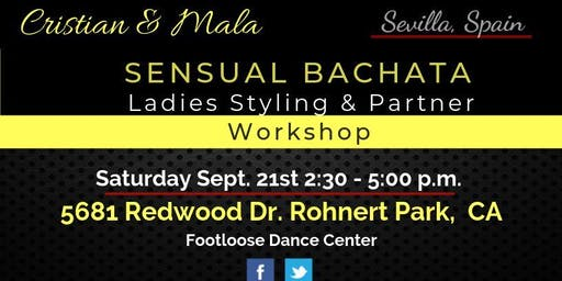 Bachata Sensual Workshop