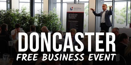 Doncaster Free Business Event tickets