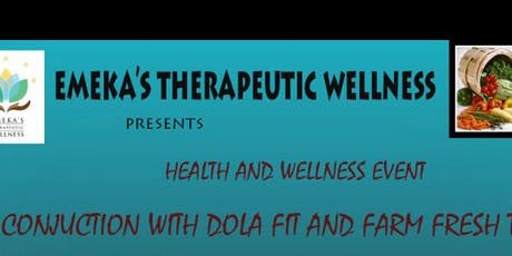 HEALTH AND WELLNESS  EVENT tickets
