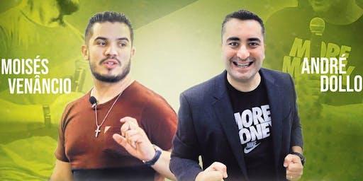 Money Mind7 Finanças & Propósito em Belo Horizonte - BH com André Dollo e Moisés Venâncio