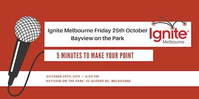 Ignite Melbourne - Priscilla Plancke