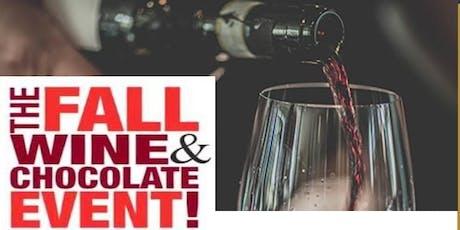Wine & Chocolate Business Mixer tickets