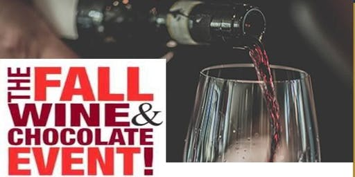Wine & Chocolate Business Mixer