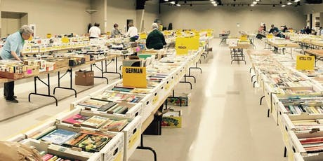 MAMMOTH Book Sale - CFUW Saskatoon tickets
