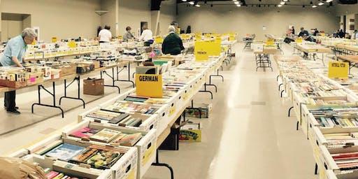 MAMMOTH Book Sale - CFUW Saskatoon