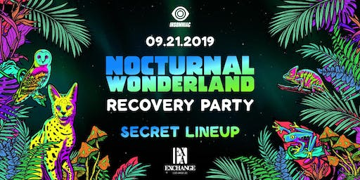 Nocturnal Recovery ft Secret Lineup
