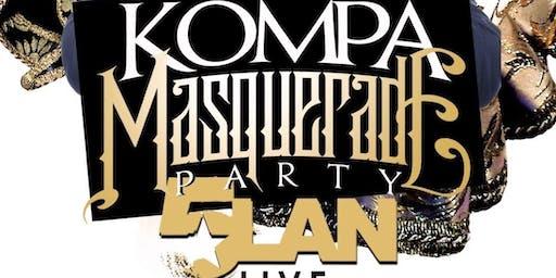 Kompa Masquerade party Featuring 5LAN