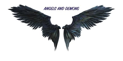 Angels and Demons: An Aerial Showcase