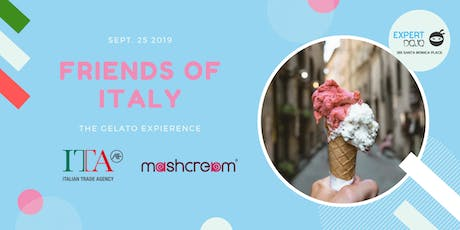 Friends of Italy | Gelato Experience tickets