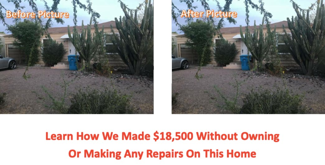 2-hour House Flipping Workshop In Tempe, AZ