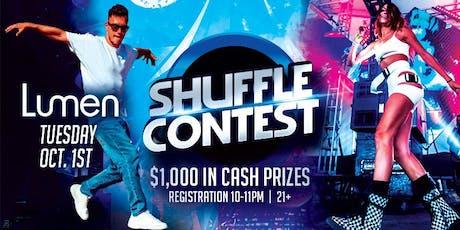 Lumen Tuesday's Shuffle Contest tickets