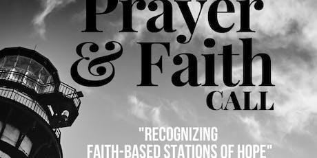 Clergy Appreciation Month: Prayer & Faith Call Breakfast tickets