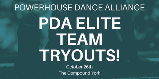 PDA Elite Team Tryouts