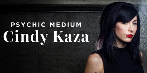 Going Beyond With Psychic Medium Cindy Kaza