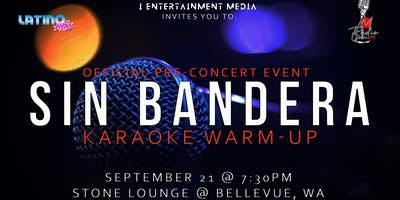 Sin Bandera: Warm-up Event