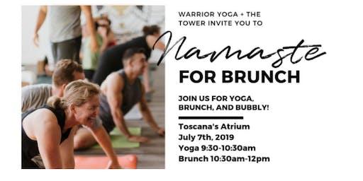 Namaste for Brunch