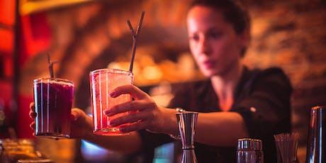 Fundamentos del Servicio de Alcohol tickets