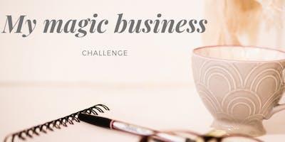 Challenge gratuit - My magic business